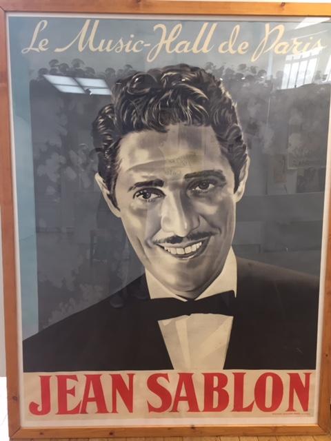Exposition hommage à Jean Sablon
