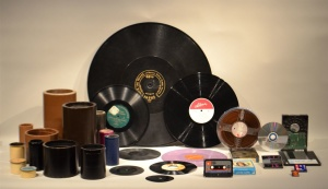 Disques et cylindres