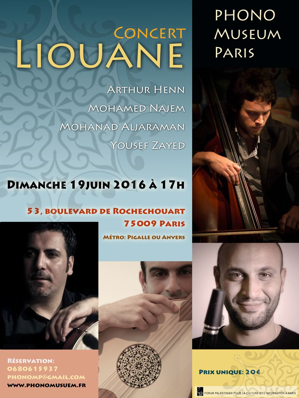 Yousef louane
