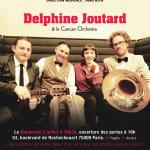 Delphine Joutard et le Cancan Orchestra